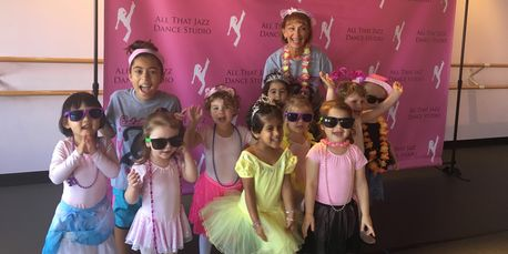 Pre-Ballet/Tap classes with Miss Ellen Frank at All That Jazz Dance Studio
