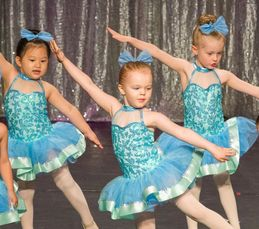 Pre-Ballet/tap class for children in Newton at All That Jazz Dance Studio