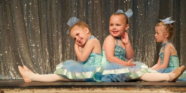 Recital time at All That Jazz Dance Studio in Newton, MA