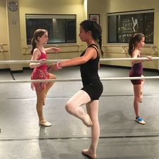 Ballet Dance Classes at All That Jazz Dance Studio