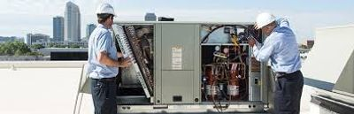 Commercial Heating & Cooling Unit-Rooftop