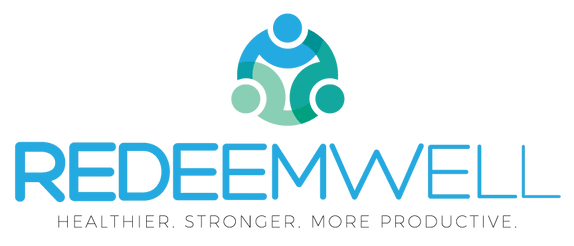 RedeemWell- Healthier, Stronger, More Productive