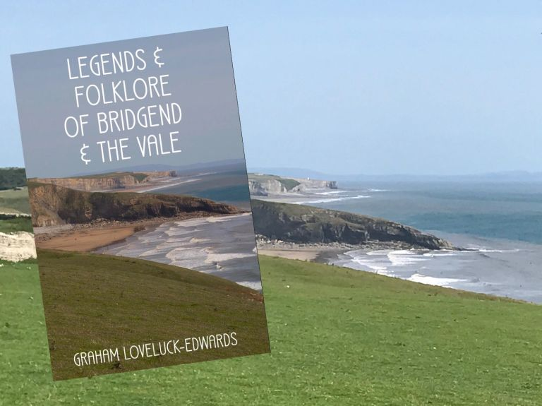 Cover of Legends and Folklore of Bridgend and the Vale