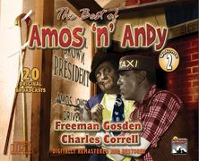 Amos 'n' Andy - Vol. 2 - 20 Original Radio Broadcasts - Radio Classics DIGITAL DOWNLOAD