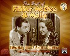 Fibber McGee & Molly - Vol. 5 - 16 Original Radio Broadcasts DIGITAL DOWNLOAD