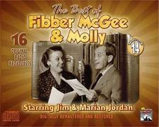 Fibber McGee & Molly - Vol.14 - 16 Original Radio Broadcasts - DIGITAL DOWNLOAD