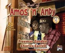 Amos 'n' Andy - Vol. 1 - 20 Original Radio Broadcasts - Radio Classics DIGITAL DOWNLOAD