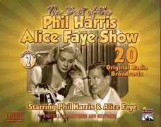 Phil Harris - Alice Faye Show - 20 Original Radio Broadcasts - DIGITAL DOWNLOAD