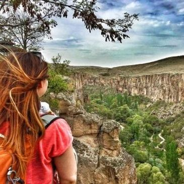 Cappadocia Green tour with valley and local guides