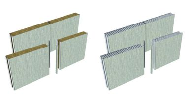 B15 rated Partition and Lining Panels.