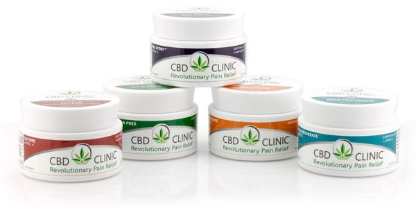 CBD, CBD Clinic, Pain Relief, Topical Analgesic