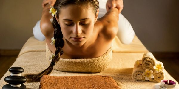 Thai Massage, Thai Yoga, Thai Yoga Massage, Stretching