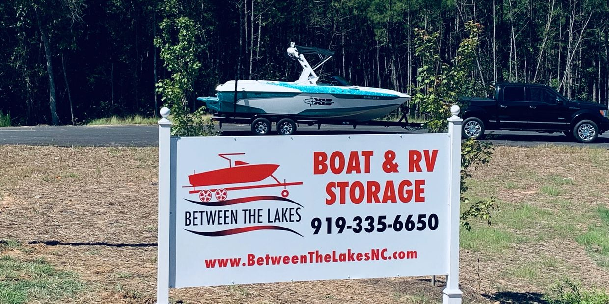 Between the Lakes - Boat Storage, RV Storage, Apex, Cary, Morrisville, Holly Springs