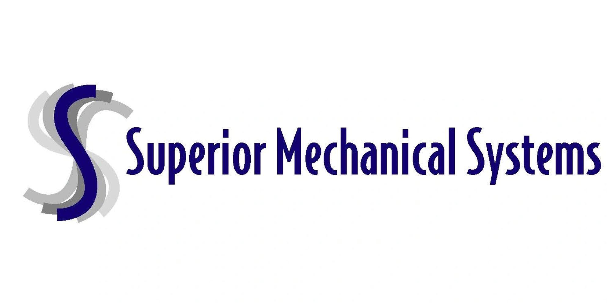 SUPERIOR MECHANICAL SYS logo