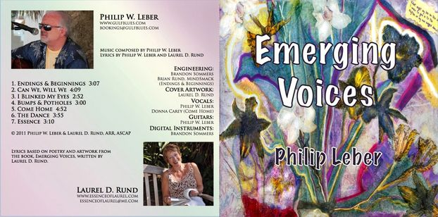 Emerging Voices cd with Philip Leber