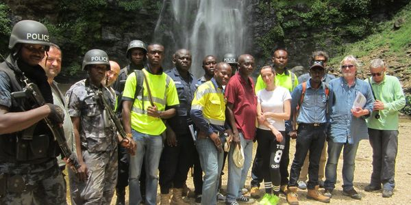 Geotechical and Exploration Management Team