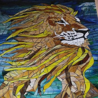 "The Legacy Lion ""Never Forget Your Pride"""
