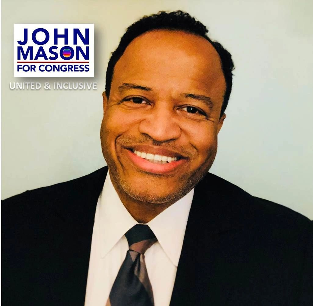 John Mason for US Congress Democratic Primary candidate - MN 5th district