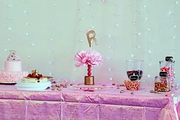 LED FAIRY DROP BACK LIGHTING FOR YOUR BIRTHDAY CAKE, CUP CAKES, CANDY TABLE. GREAT FOR YOUR CELEBRAT