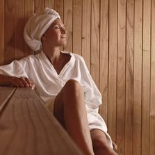 Infrared Sauna, Detox, Weight Loss, Pain Relief, Jenna Duarte, Catori Wellness, Brandon SD