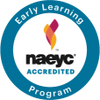 NAEYC Early Learning Program Logo, Accredited