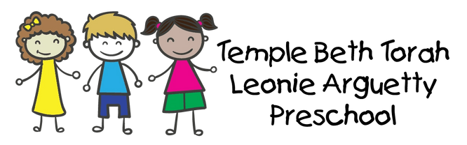 Temple Beth Torah Leonie Arguetty Preschool