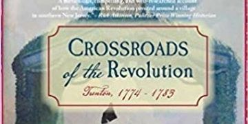 Join author and historian, William Kidder as he talks about his book on Revolutionary Trenton.