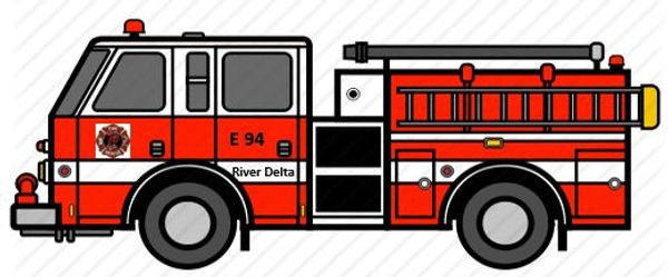Chief McPeaks Fire Engine