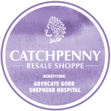 Catchpenny Resale Shoppe supported by Volunteer Auxiliary of Good Shepherd Hospital