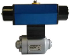 Delatite High pressure metal seated ball valves