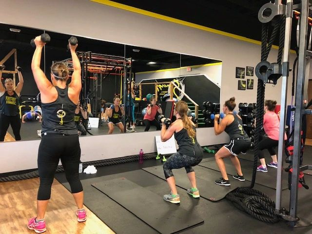 Synergy Personal Training Fitness Classes
