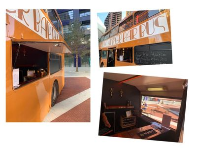 The Amber Bar Bus