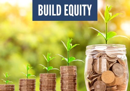 Build your equity in real estate every year as our strategic plans for you create wealth for you.
