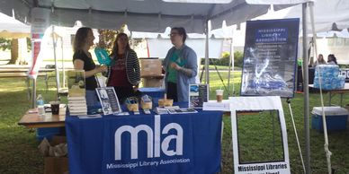 Picture of the MS library assn