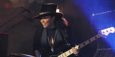 Rhonda Smith BASS!!!  Stay up on tour dates and new music from one of the BADDEST on the BASS!!!