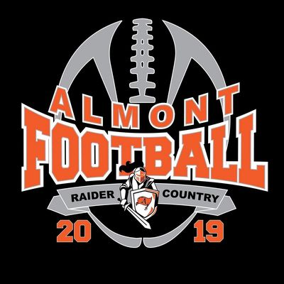 Connect With ALMONT Football Site