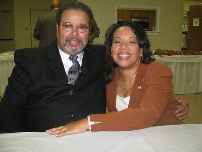 Rev. Dr. Burrell A. Smith, Jr., Pastor & Rev Sabrina W. Smith, First Lady