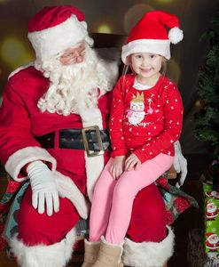 Southbury Women's Club An Evening with Santa Photo