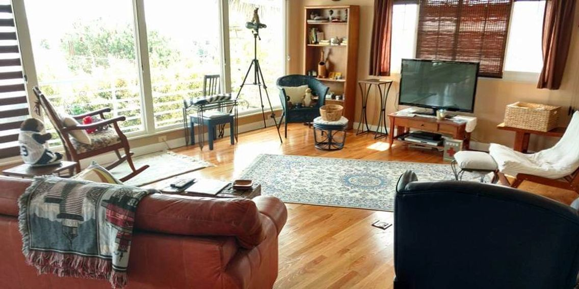 Wood floors give a warm traditional feel to any home.