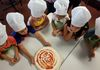 Making Pizza with Chef Angel