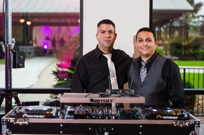 One Sound Productions Founders Luis and David
