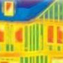 Thermal Bridging From Infrared Scan
