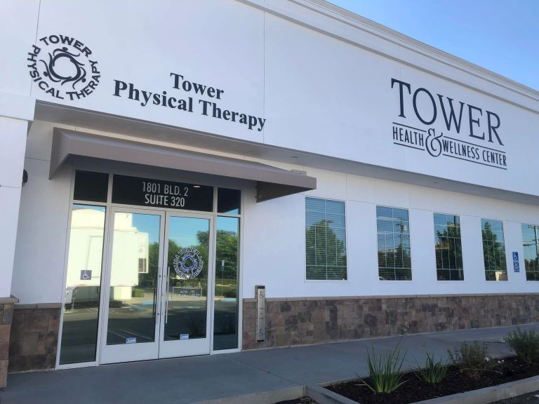 Tower Physical Therapy Turlock Building