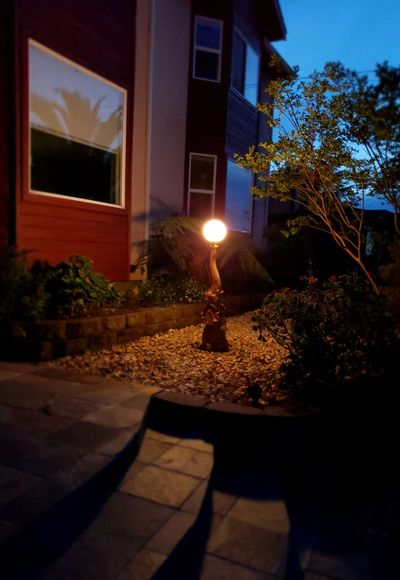 All Ground Electric - also a custom outdoor lamp designer