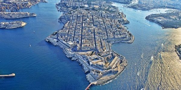Located in the Heart of Malta - Valletta Malta's Capital City and Europe's Capital of Culture 2018