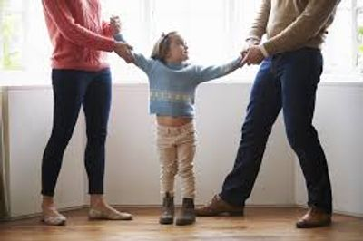 Children have the right not to be put in the middle during a New York custody dispute or divorce.