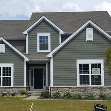 Available Inventory home Hilliard Ohio Trinity Homes