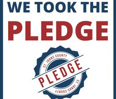 What is Pledge St. Johns County?