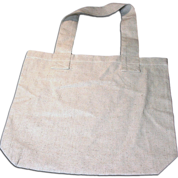 Reusable tote bag made from Hemp