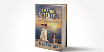 afterlife, pets, animal communication, heaven, psychic, books